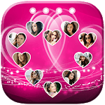Love Photo Lock Screen App icon