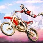 Dirt Bike Race Free - Flip Motorcycle Racing Games icon