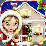 Christmas Dollhouse Games 🎄 icon