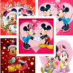 Collection Mickey and Minny HD icon