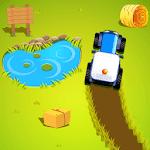 Farm Race - Kids Racing Game icon