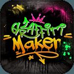 Graffiti Logo Maker App icon