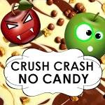 Crush Crash No Candy for pc logo