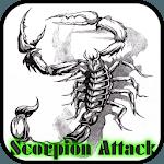 Scorpio on the screen icon