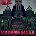 9 Horror Maps for MCPE icon