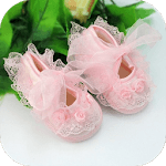 Design Baby Shoes icon