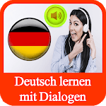 german to french  With dialogues A1 A2 B1 B2 icon