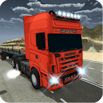 Cargo Delivery Truck Parking Simulator Games 2018 for pc logo