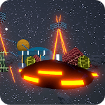 Edvog Space Coins Collector (3D Platformer) icon