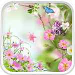 Flowers Live Wallpaper icon