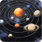 Solar System 3D: Space And Planet Simulator icon