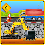 Little Builder - Construction Simulator For Kids icon
