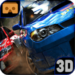 VR Racing Fever 3D : Highway Traffic Dodge Race 3 icon