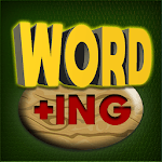 Word +ing: word puzzle games 7word puzzle in 1app icon