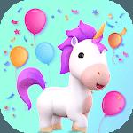 Unicorn Invitation Card Maker icon