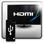 HDMI Connector for Android icon