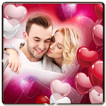 Heart Frames for Photos – Love Photo Effects icon