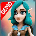 Heroes of Flatlandia - Demo for pc logo