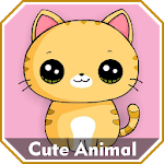 How to Draw Cute Animals Easy Step by Step icon