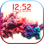 Ink Color Smoke Live Wallpaper icon