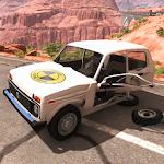 Car Crash Test NIVA icon