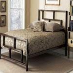 Minimalist Iron Bed Design icon