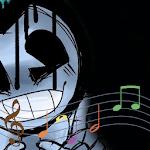 Anti Nightcore Bendy Inks Song Ringtones for pc logo