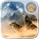 Wolf Wallpapers and Background icon