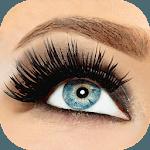 Eyelashes Photo Editor - Face Beauty Makeup icon