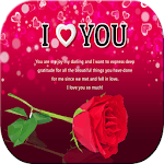 Romantic Love Quotes With Pictures HD for pc logo