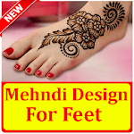 Foot Feet Leg Mehandi Designs ( Offline ) icon
