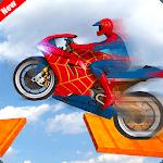 Spiderman Bike Racing Stunt Master icon