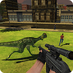 Dinosaurs Sniper Hunter : Deadly Dinosaurs icon