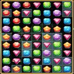 New Jewels Blast Match Game (jewel games free) icon