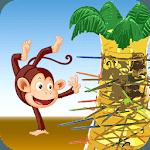 Dropping Tumblin Monkeys Falling - 3D Sticks Up icon