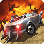 Zombie Crush Hill Road Drive icon