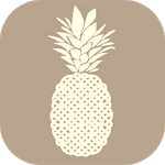 PINEAPPLE CUTE  WALLPAPERS⭐ icon