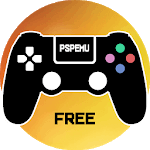 PSPe PSX Emulator for Android icon