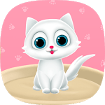 PawPaw Cat | Free Virtual Cat Petting and Feeding icon