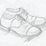 Pencil Sketch Drawings icon