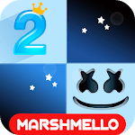 Marshmello Piano Tiles icon