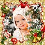 Christmas Photo Frames 2019 🎄 New Year Pic Editor icon