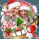 Christmas Video Maker 🎥 Slideshow with Music 2019 icon