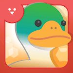 Duck farm 3D icon