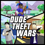 Dude Theft Wars: Open World Sandbox Simulator BETA icon