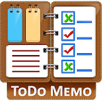 Cool Memo & To Do Tasks Colourful Reminder Notes icon