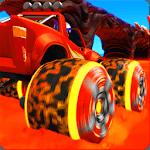Blaze Power Tires Race Game icon
