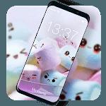 Sweet Marshmellow Lock Screen for pc logo