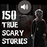 Scary Audio Stories - Horror, Ghosts, Halloween... icon