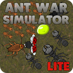 Ant War Simulator LITE - Ant Survival Game icon
